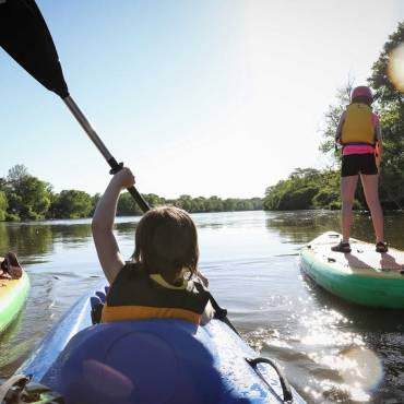 Kayak / Paddleboard River Trips