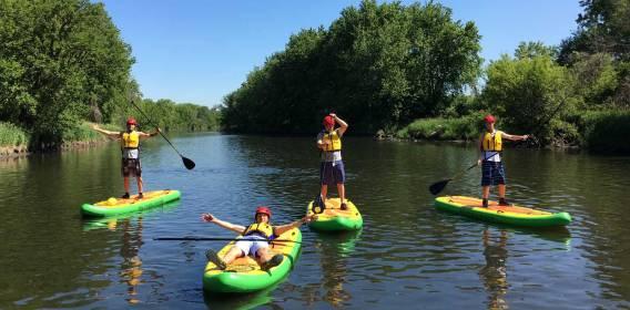 Plainfield / DuPage River